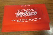 Tekken Dark Resurrection - Pocket Survival Kit Press Kit for Psp