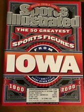 Sports Illustrated 50 Greatests Sports Heroes from Iowa and Every Other State