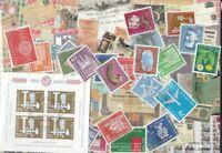 Schweiz gestempelt 1960 kompletter Jahrgang in sauberer Erhaltung