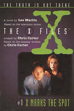 X Marks the Spot (The X-Files), Martin, Les, Very Good Book