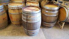 authentic Used Wood Wine Barrel Rain Catcher FREE SHIPPING LOWEST PRICE ON EBAY!