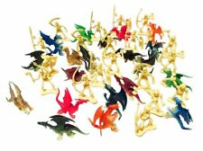 40 Pieces Dragon Skeleton Figures (Party Favor)