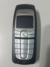 Nokia 6010 Cell Phone Gsm Bar Style At&T Cingular Blue no battery vintage