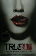 TRUE BLOOD The COMPLETE FIRST SEASON 12 Episodes + Bonus Features 5-Disc SEALED