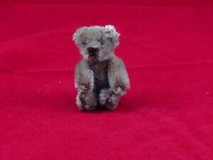 Schuco Miniature Bear - Mohair 5 Joints