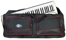 Keyboard Gig Bag w/Pockets Padded Carry Case Water Resistant For Yamaha Models