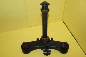 1982 Suzuki Gs1100gk Front Forks Clamp Lower Triple Tree Stem 51311-49446-291