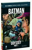 DC COMICS GRAPHIC NOVEL COLLECTION  VOL 89  BATMAN ODYSSEY PART 1 - NEW + SEALED