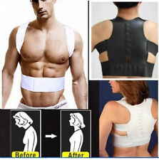 Posture Corrector Brace Shoulder Back Support Pain Relief Belt Magnetic Strap