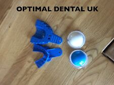Fast Setting - Dental Impression Putty Material for 1 Impression with TRAYS