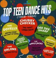 Various Artists - Top Teen Dance Hits (1958-1964) [New CD]