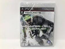Splinter Cell Blacklist PS3 PlayStation 3