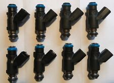 Set of 8 OEM BRAND NEW 6.0L Delphi Fuel Injectors 2010 2011 2012 2013