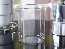 LA CAFETIERE 4 Cup Glass REPLACEMENT BEAKER Genuine Part