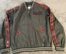 Dolce And Gabbana Bomber Jacket Mens Size S