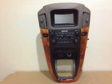 1999,2000 LEXUS RX 300 AM/FM RADIO, INFORMATION DISPLAY UNIT OEM