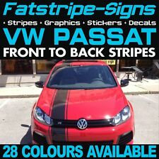 VW PASSAT STRIPES GRAPHICS STICKERS DECALS VOLKSWAGEN V DUB GTI R36 TDi 2.0 D