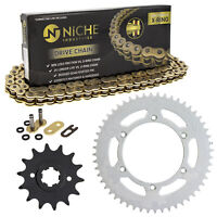 Sprocket Chain Set for Suzuki PE250 14/52 Tooth 520 X-Ring Front Rear Combo Kit