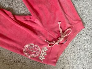 Women's juicy couture tracksuit bottoms