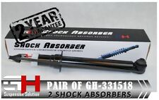 2 NEW REAR SHOCK ABSORBERS FOR BMW 5 F10, F11 2010-> /GH-331518K/