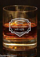 Whiskyglas mit Gravur Schott Zwiesel personalisiertes Geschenk Weihnachten