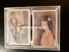 MUSE'E MARMOTTAN MONET PARIS PLAYING CARDS-(NEW)