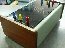 Jay Jay instruments Yorke potentiometer isolating transformer 40-10,000hz