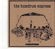 (EW971) The Humdrum Express, Festival At Home - DJ CD