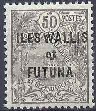 WALLIS Y FUTUNA Nº25 - NUEVO CON GOMA ORIGINAL