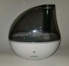 Pure Enrichment MistAire Silver Ultrasonic Cool Mist Humidifier