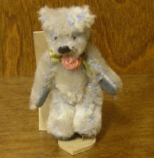 "Russ Berrie MO BEARS & FRIENDS #21051 BINGHAM, 3.25"" Mohair From Retail Store"