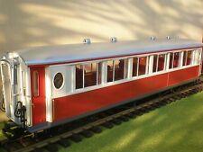 30650 LGB RhB-Salonwagen As 1142 rot/beige mit Innenbeleuchtung