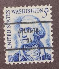Scott 1283Bb - 5 Cents Washington - MNH - Atlanta, GA Precancel - SCV - $12.50
