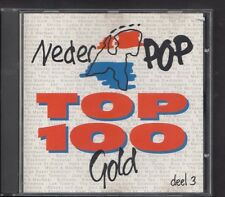 NEDERPOP TOP 100 GOLD V3 CD Joey Dyser Buffoons Wally Tax Herman Brood Luv
