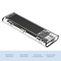 ORICO 2TB TCM2F-C3 NGFF to USB3.1 TYPE-C M.2 SSD Hard Disk Drive Enclosure Case