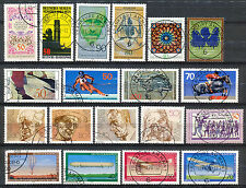 Bundespost jaargang 1978 gebruikt (1)