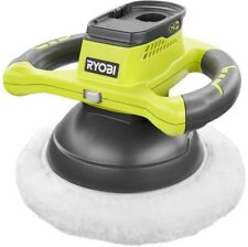 Ryobi Orbital Buffer Cordless 18-Volt 10 in. Crescent-Shaped Handle (Tool-Only)