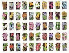 USA  50 Stamp Sheet  WILDFLOWERS Issue     SCOTT # 2647-2696