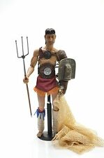 "Plásticos Kaustic 1/6 ""astacius"" retiarius Gladiador"