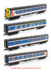 32-643Z, 00 Gauge, Bachmann Class 438 4-TC Unit number 8023 NSE *NEW*