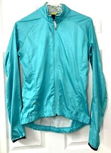 MAVIC Womens Size Small Long Sleeve Cycling Jacket Bicycling Reflective Athletic