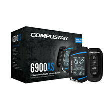 Compustar CS6900-AS 2-Way 3000-Ft Remote Car Start + Alarm System Security syst