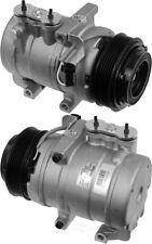 A/C Compressor Omega Environmental 20-21015-AM
