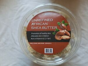 Unrefined Natural Raw Shea Butter