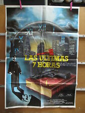 A2289 LAS ULTIMAS 7 HORAS. BEAU BRIDGES, RON LEIBMAN, JULIANNE PHILLIPS