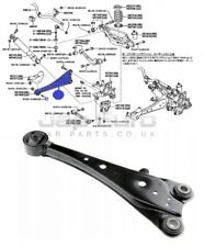 FOR TOYOTA RAV4 2.0 2.2 D-4D 2.4 3.5 06-15 LEFT N/S REAR TRAILING CONTROL ARM