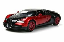 Bugatti Veyron 1:32 Alloy Diecast car model collection light&sound Red with for