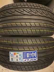 NEW HIFLY VIGOROUS SUV/CAR/4X4 TYRES 285/35 ZR22 XL 106V 285 35 22 2853522 D+C