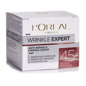 L'Oreal Wrinkle Expert 45+ Anti-Wrinkle Firming Day Cream, 50ml