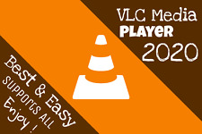 VLC Media Player Latest Software 2020 Support any Video or Audio Files Windows